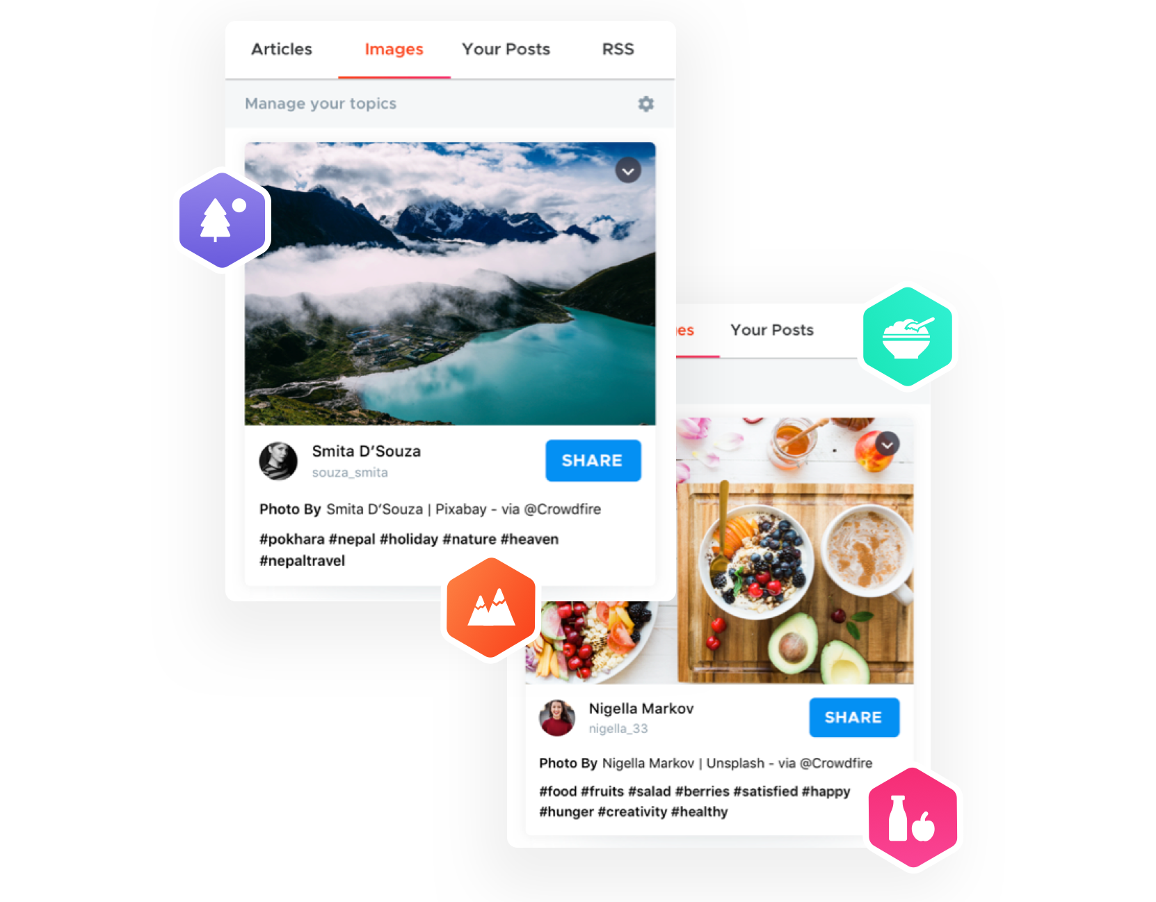 Crowdfire: The only social media manager you'll ever need